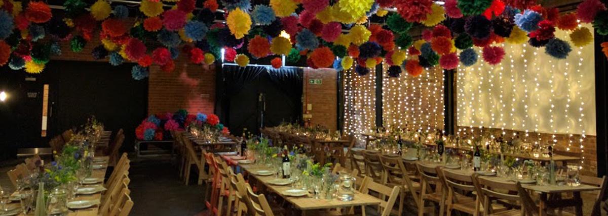 Wedding decor hire leeds